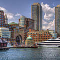 Joann Vitali - Boston Harbor and the...