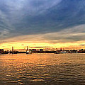 Joann Vitali - Boston Harbor Panoramic