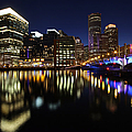 Juergen Roth - Boston Nightfall