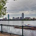 Joann Vitali - Boston Skyline and...