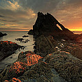 Grant Glendinning - Bow Fiddle rock sunrise