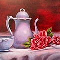 Anne Barberi - Breakfast With Roses