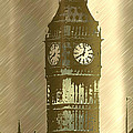 Debra     Vatalaro - Brush Tone Big Ben