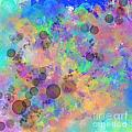Justin Blanton - Bubbles Color Splash
