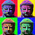 Buddha Four 20130130 by Wingsdomain Art and Photography