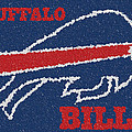 Jack Zulli - Buffalo Bills Mosaic