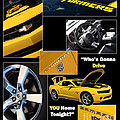 Gary Gingrich Galleries - Bumble Bee-Drive - Poster