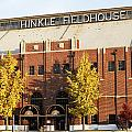 Butler Bulldogs Hinkle Fieldhouse In The Fall by Replay Photos