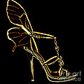 M and L Creations - Butterfly Shoe