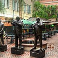 Timothy Lowry - Cafe Beignets - Bourbon...