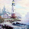 Lee Piper - California Lighthouse