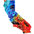 Sharon Cummings - California - Map...