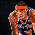 Michael  Pattison - Carmelo Anthony - New...