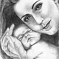 Salman Ameer - Celine Dion and her baby