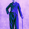 Charlie Chaplin The Tramp 20130216m60 by Wingsdomain Art and Photography