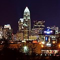 Frozen in Time Fine Art Photography - Charlotte Panoramic