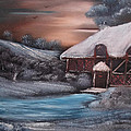 Cynthia Adams - Chocolate Box Cottage