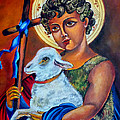 Ryszard Sleczka - Christ the Good Shepherd