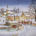 Christmas Eve In The Village  by Stanley Cooke