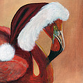 James Kruse - Christmas Flamingo