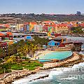 Rene Triay Photography - Cityscape Curacao by Day