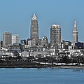 Frozen in Time Fine Art Photography - Cleveland in Selective...
