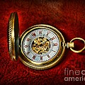 Paul Ward - Clock - The Pocket Watch