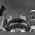 Adam Romanowicz - Cloud Gate and Skyline