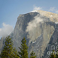 Clouds Around Half Dome  by Jim and Emily Bush