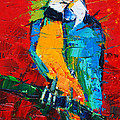 EMONA Art - Coco The Talkative Parrot