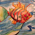 Robert Hilger - Colorful Fish