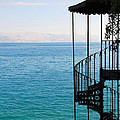 Eva Kaufman - Corfu Greece steps to...