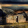 Irene Burdell - Cottage on the moors