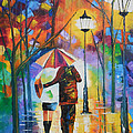 Kim Castor - Couple in the Park