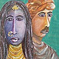 Rajitha Nambiar - Couple