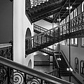Inge Johnsson - Courthouse Staircases