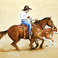 Richard Hahn - Cowboy Pening