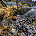 Ian Mitchell - Cwmorthin Slate Quarry