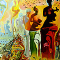 EMONA Art - Dali Oil Painting...