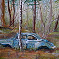 Ida Eriksen - Dead Car Forest