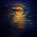 Angela A Stanton - December Full Moon Peace...