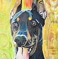 PainterArtist FIN - Doberman