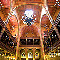 Dohany Synagogue In Budapest by Madeline Ellis