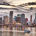 Rene Triay Photography - Downtown Miami Skyline...