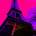 Eiffel 20130115v3 by Wingsdomain Art and Photography