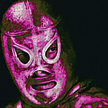 El Santo The Masked Wrestler 20130218m68 by Wingsdomain Art and Photography