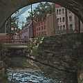 Edward Williams - Ellicott City Bridge