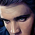 Sheraz A - Elvis Presley Artwork 2