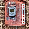 Denyse Duhaime - Emergency Fire Box