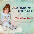 Terry Fleckney - Fairy Godmother